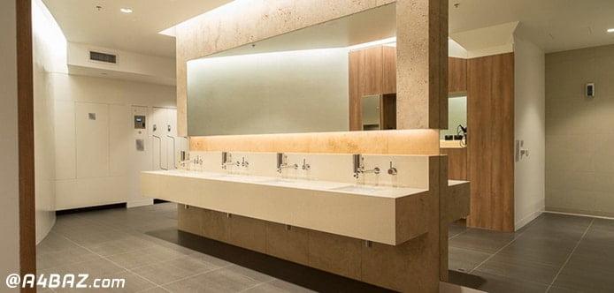چک لیست کنترل نظافت سرویس بهداشتی
