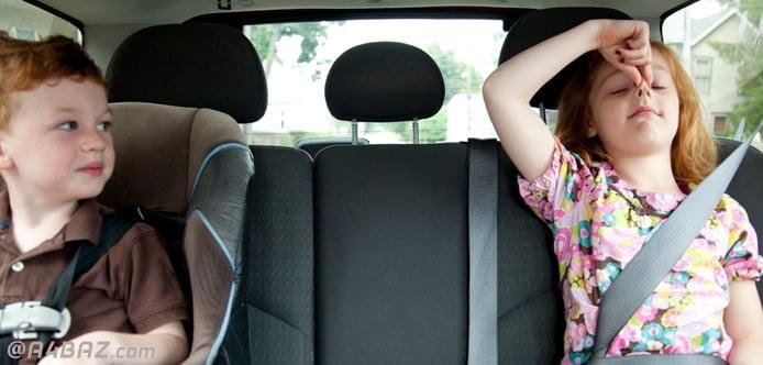 رفع بوی بد خودرو