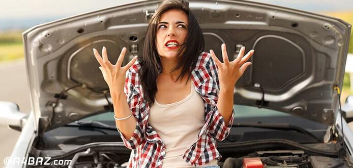 هنگام جوش آوردن ماشین چه کنیم