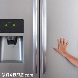 علت بو گرفتن آب در یخچال