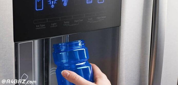 راه حل بوی بد آبسردکن یخچال
