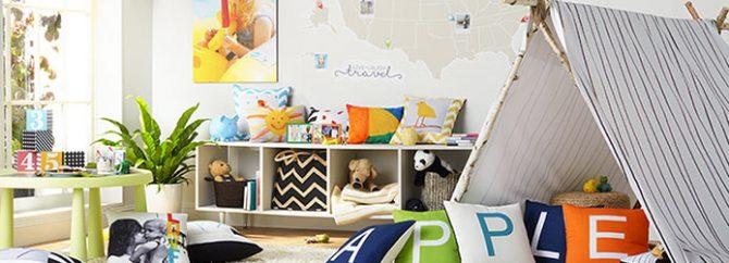 مرتب کردن اتاق خواب کودک؛ با انجام ۶ روش ساده