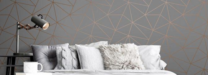 ۷  ایده نو برای کاغذ دیواری اتاق خواب؛ تبدیل رویا به واقعیت
