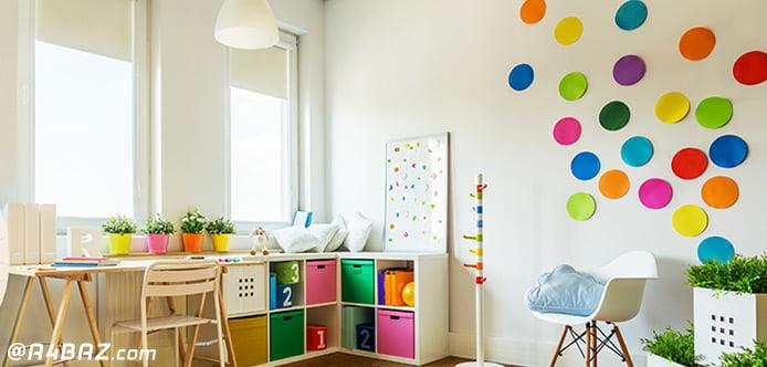 مدل اتاق خواب بچه