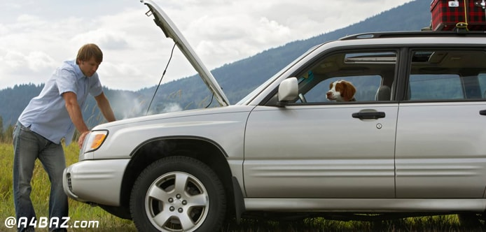 مشکلات رادیاتور خودرو