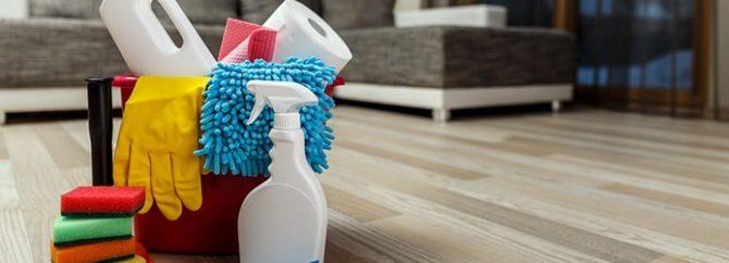 اصول نظافت منزل، ۶ نکته کاربردی تمیز کردن خانه