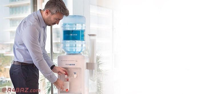 چگونه آبسردکن یخچال را تمیز کنیم