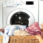 راهنمای کار با ماشین لباسشویی ایندزیت