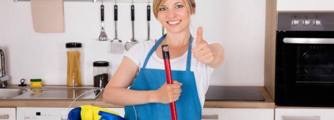 ۱۰ تا از بهترین ترفندهای نظافت آشپزخانه