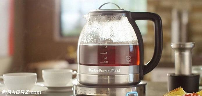 شستن اصولی چای ساز