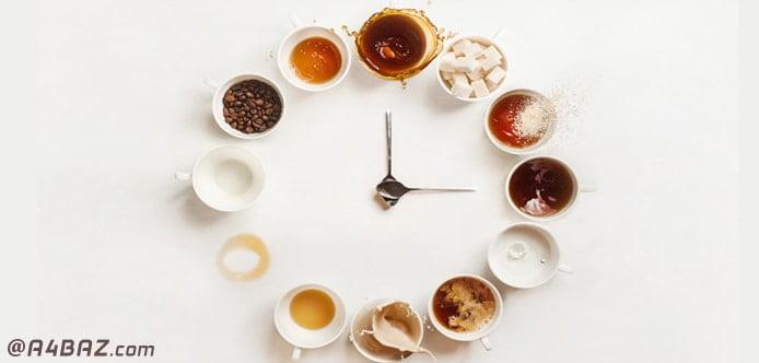 از بین بردن رسوبات کتری چای ساز