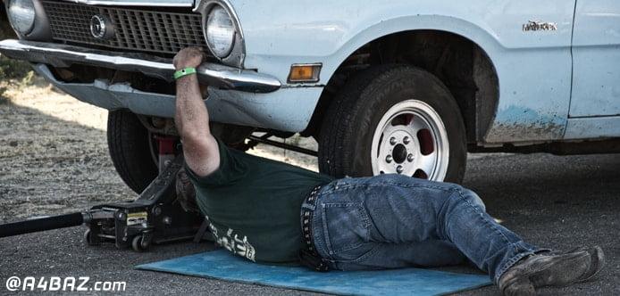 تعویض شلنگ بنزین خودرو