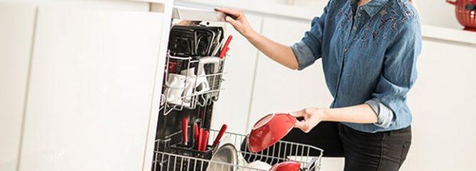 نحوه استفاده از ژل ماشین ظرفشویی؛ بدون هیچ گونه سختی