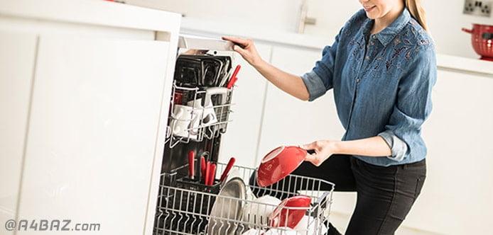 ژل ماشین ظرفشویی