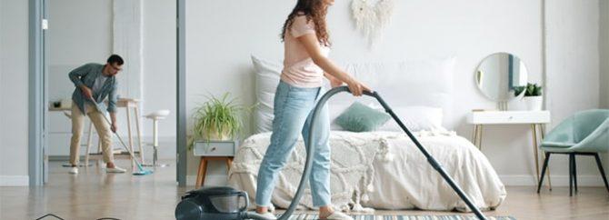 تمام کارهایی که برای تمیز کردن جاروبرقی باید انجام داد