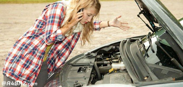 خرابی سنسور سرعت خودرو