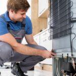 آموزش تست اورلود یخچال و رله استارت در کمترین زمان