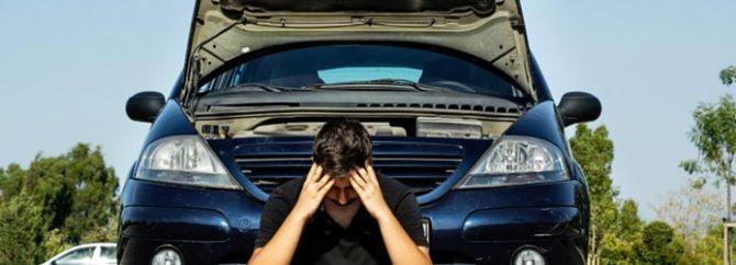 نشانه های خرابی سنسور دریچه گاز خودرو