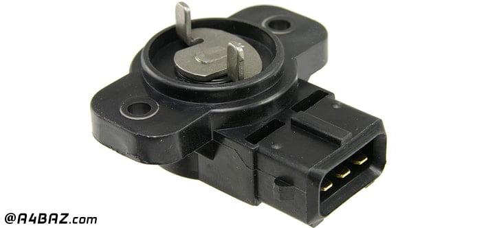 قظعه سنسور دریچه گاز