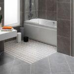 تمیز کردن کاشی دیوار دستشویی و حمام بدون دست درد!