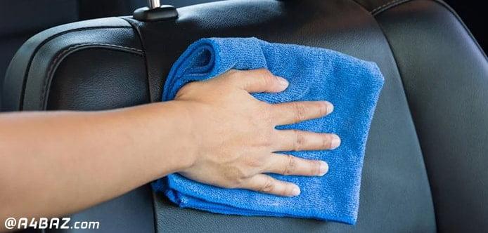 کارواش خودرو در آچارباز
