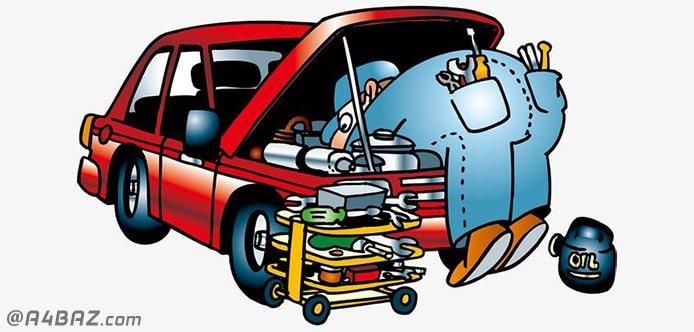 آموزش رگلاژ درب خودرو