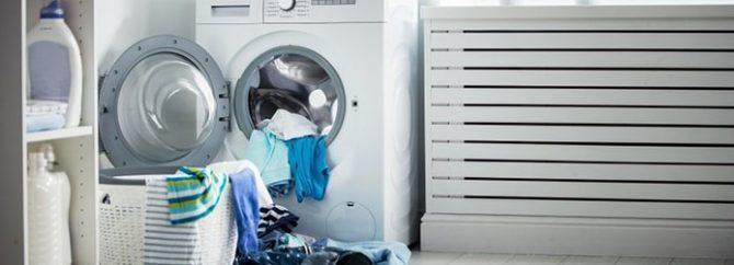 بررسی دلایل خرابی موتور ماشین لباسشویی ال جی