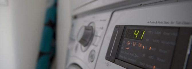 آشنایی با تمامی کدهای خطای ماشین لباسشویی ال جی