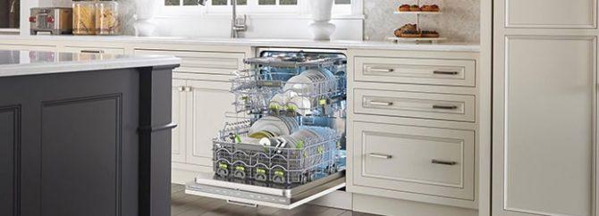 خرابی پمپ تخلیه؛ علت تخلیه نشدن آب ماشین ظرفشویی