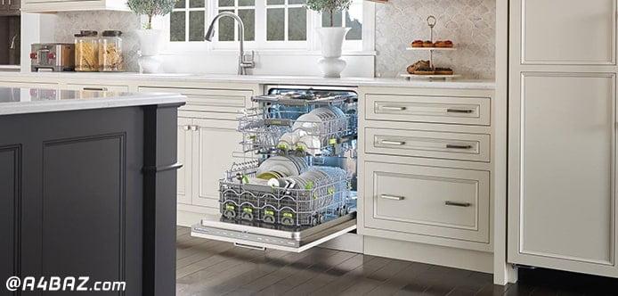 خرابی پمپ تخلیه ماشین ظرفشویی
