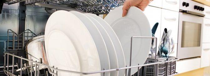 دلایل صدای زیاد و غیرطبیعی ماشین ظرفشویی