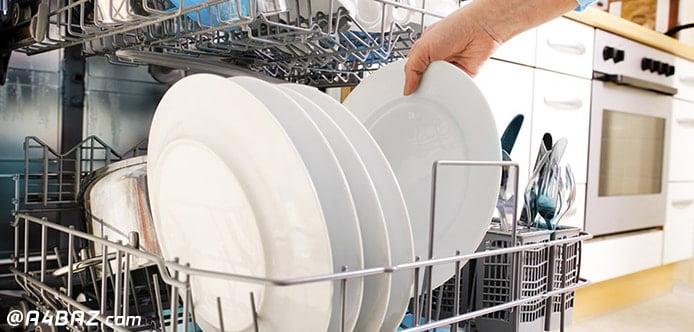 علت صدای زیاد و غیر طبیعی ماشین ظرفشویی