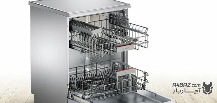 استفاده از ماشین ظرفشویی بوش