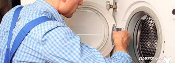 ۶ مشکل رایج در انواع ماشین لباسشویی ال جی که نمیدانید!