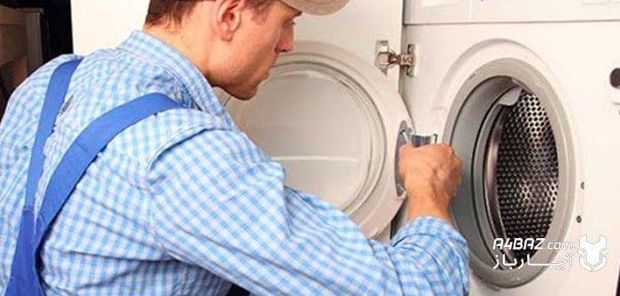 6 مشکل رایج در انواع ماشین لباسشویی ال جی که نمیدانید!