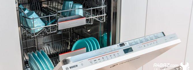 راهنمای استفاده از سری های ظرفشویی بوش