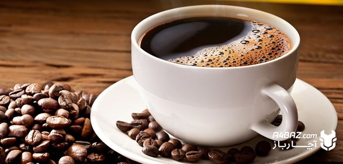 تاثیر قهوه بر لاغری