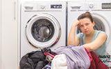 معنای ارورهای ماشین لباسشویی پاکشوما چیست؟