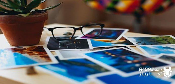 چگونه عکس های گوشی را چاپ کنیم؟