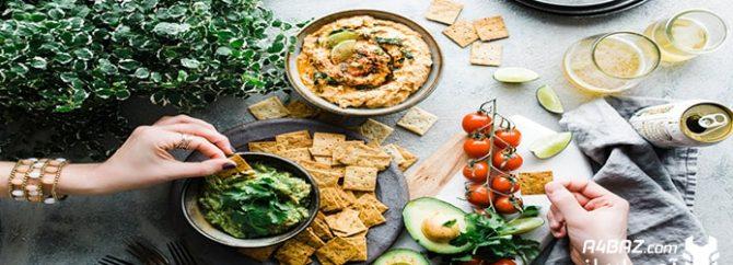 خوراکی مناسب فصل تابستان، غذاهای ساده، سبک و سریع تابستانی