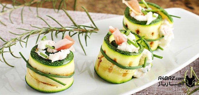 غذای مناسب فصل تابستان