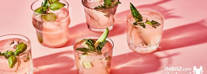 با بهترین نوشیدنیهای مخصوص تابستان آشنا شوید!