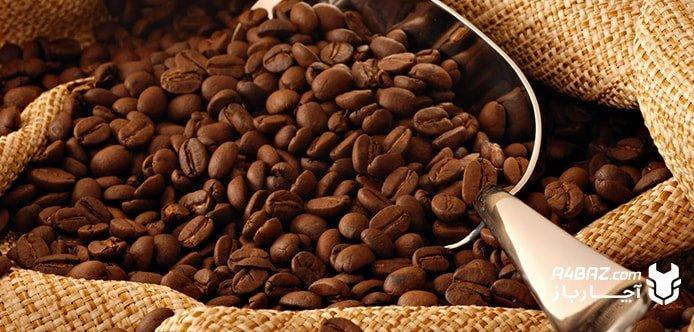 نحوه دم کردن قهوه