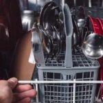تمام دلایل برق داشتن بدنه ماشین ظرفشویی بوش
