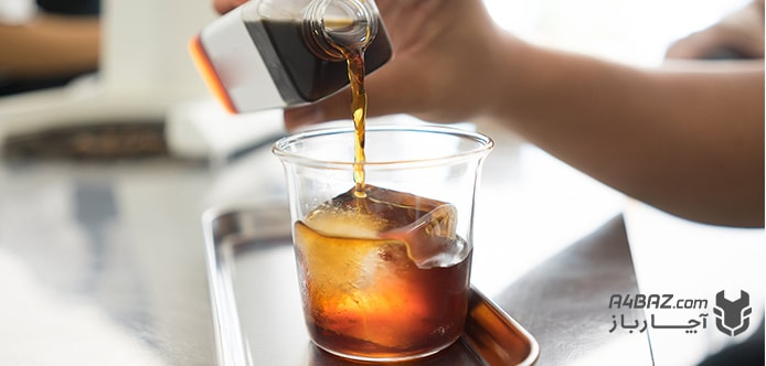 نحوه درست کردن قهوه