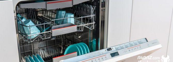 بررسی علل خرابی پمپ تخلیه ماشین ظرفشویی بوش