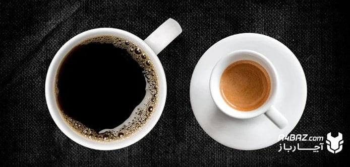 تفاوت قهوه ساز و اسپرسوساز