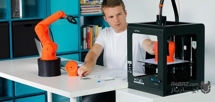 قیمت خرید پرینتر سه بعدی