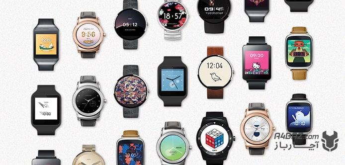 بهترین مدل ساعت هوشمند