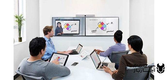 نرم افزار Cisco Webex Meetings
